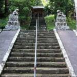 熊野神社階段